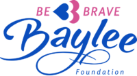 Be Brave Baylee Foundation Logo